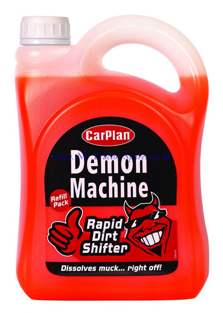 CarPlan Demon Machine 2LTR